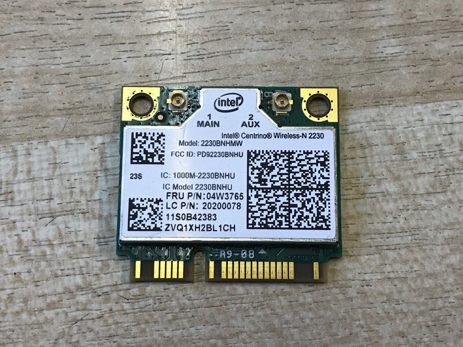 Lenovo Thinkpad Edge E530 E535 E530C E531 S430 S400 WIFI Wireless Card 04W3765