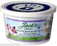 Jacks Classic 30-10-10 Orchid Special Fertilizer, 8-ounce