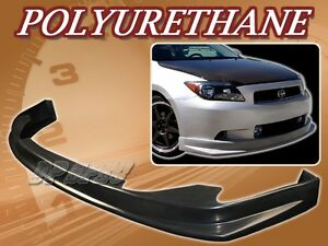 FOR-05-10-SCION-TC-SPORT-STYLE-FRONT-BUMPER-LIP-BODY-SPOILER-KIT-POLY-URETHANE