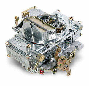 Holley 4160 Carburetor 4 Barrel 600 CFM Vacuum Secondaries 0-1850s ...