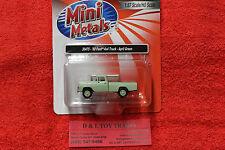 30475 1960 Ford 4x4 Pickup Truck NEW IN BOX
