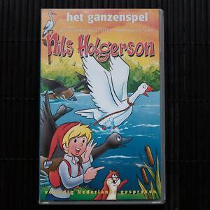 NILS-HOLGERSON-VOLUME-3-HET-GANZENSPEL-VHS