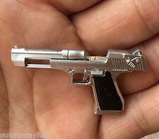 "Command Arnold Desert Eagle Pistol Handgun Weapon 1/6 Scale F 12"" Action Figure"