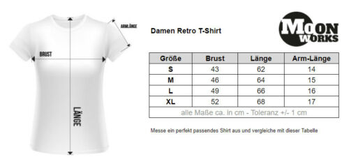 Moonworks® Damen T-Shirt Geburtstag This is what 16 and awesome looks like