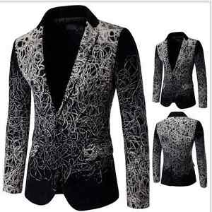 S-5XL-Mens-Suit-Blazer-Floral-Business-Bar-Coat-Jacket-Dress-Formal-Lapel-US-Sz
