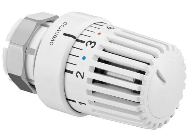 Oventrop Thermostatkopf Uni LV direkt Vaillant Thermostatventil Adapter 1616001