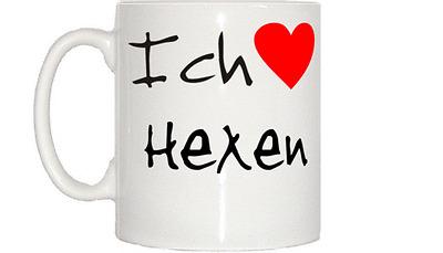 Kaffeepott Harz- Hexen Porzellan- gedrehte Tasse Kaffeepott