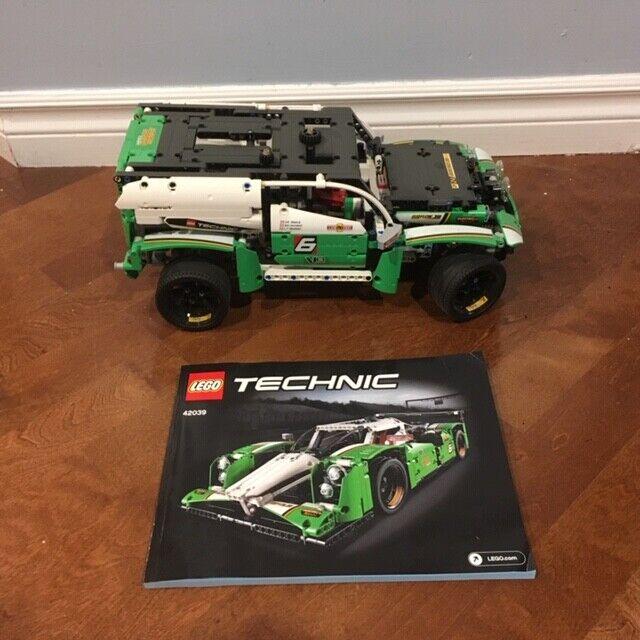 LEGO 42039  Technic 24 Hours Race auto alternative  risparmia il 35% - 70% di sconto