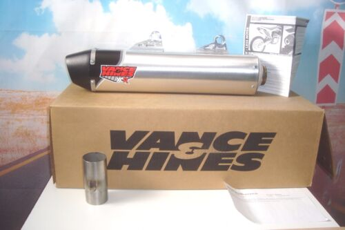 Exhaust Muffler New Vance and Hines 17157 Slip On Fits KTM 350 450 SX  XCR  X1