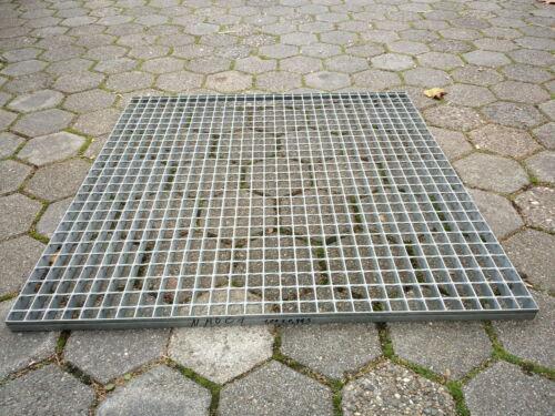 m2 Gitterelemet Laufrost Gitterrrost Laufsteg  1,00 x 0,995 m gebraucht 25 €