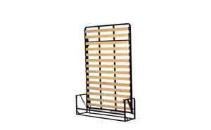 Double-Kit-de-lit-mural-vertical-140cm-x-200cm-Lit-Escamotable-Lit-Rabattable