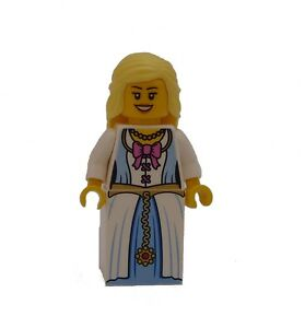Lego-Prinzessin-Minifigur-Burgfrau-Princess-Figur-Legofigur-Neu-cas515