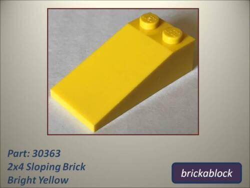 NEW Lego Part 30363 2x4 Sloping Brick Choose 2,5,10,15,20 ALL COLOURS SAME PRICE Baukästen & Konstruktion LEGO Bau- & Konstruktionsspielzeug