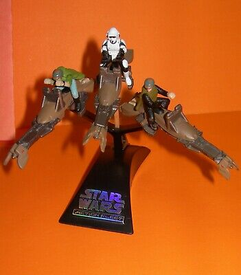 Micro Machines Star Wars Action Fleet Scout Trooper