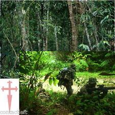 MILITARY JUNGLE SURVIVAL LESSONS (COMMANDO, PARA, SAS)