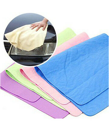 Home/Car Washing Cloth Synthetic Chamois Leather PVA Dry Cleaning Towel