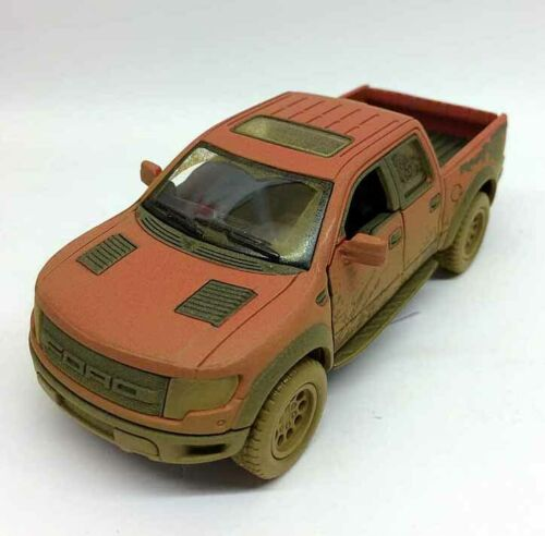73385 Kinsmart 1:46 Ford F-150 SVT Raptor Crew PickUpTruck Rückziehmotor 1:43