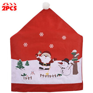 Christmas-Dinner-Chair-Cover-Santa-Claus-Xmas-Party-Table-Back-Decor-Ornaments