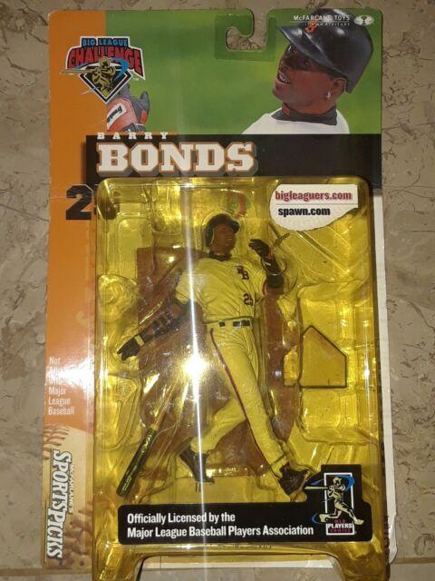 McFarlane Barry Bonds Figure Series One BLC