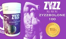 ZYZZBOLONE 100! TREN 100 - Strongest Legal Anabolic Muscle Building Supplement!