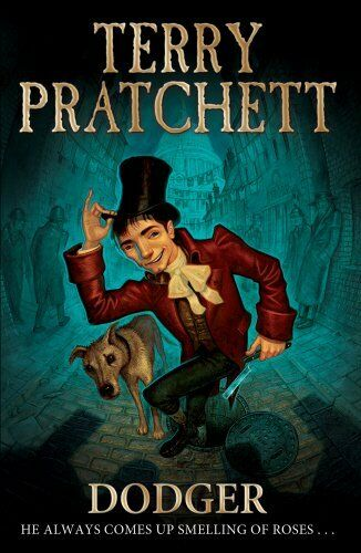 1 of 1 - Dodger by Pratchett, Terry 0552563145 The Cheap Fast Free Post