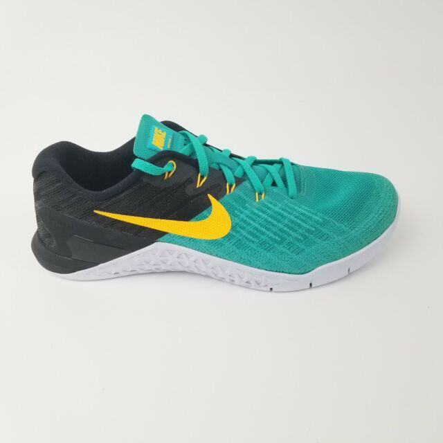 Nike Metcon 3 III Clear Jade Laser