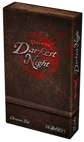 Wherewolf Revised totalmente in italiano Darkest Night