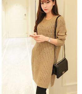 maxi maglia lana