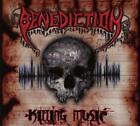Killing Music (Re-Issue) von Benediction (2014)