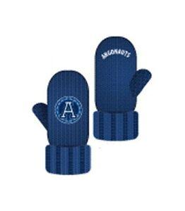 Toronto-Argonauts-CFL-Knit-Mittens
