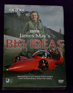 JAMES-MAY-039-S-BIG-IDEAS-THREE-VOLUMES-DVD-SET-FACTORY-SEALED
