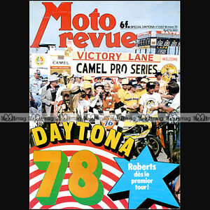 MOTO-REVUE-N-2357-b-PUCH-50-KTM-250-MC-DAYTONA-BARRY-SHEENE-SUZUKI-GS-1000-1978