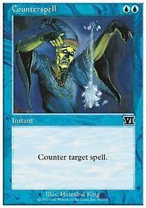 *MRM* FRENCH contresort Good MTG FBB Counterspell