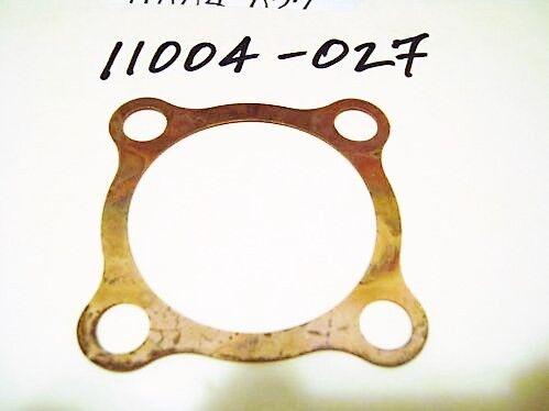 1 each NOS Kawasaki 11004-027 /'67-/'71 A7 A7SS 350cc cylinder head GASKET