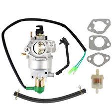 H139j 32 Carburetor With Solenoid For Generac Gp5500 Gp6500 Generator