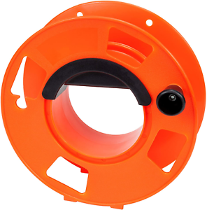 KW-110 Cord Storage Reel With Center Spin Handle 100 Feet Durability NEW