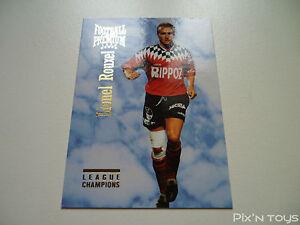 Near mint Carte Football Cards Premium 1995 Panini League Champions N°029