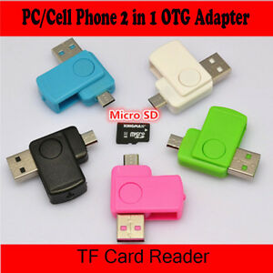2-in-1-Micro-USB2-0-OTG-Adapter-Micro-SD-TF-Card-Reader-for-Android-Phone-Cool