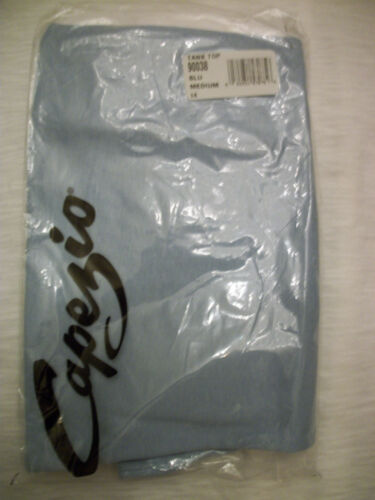 Capezio Cami Tank Top Crystal Dancer XS S M L 90038 New In Package