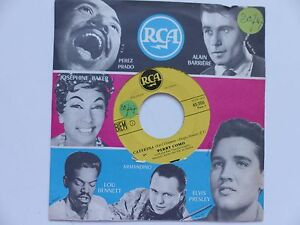 PERRY-COMO-Caterina-Island-of-forgotten-lovers-45506-PROMO-FRANCE-RTL