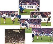 Inghilterra 5 1 Germania 6 Scheda Cartolina Set