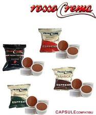 400 capsule caffè Rossocrema compatibili LAVAZZA ESPRESSO POINT cialde offerta