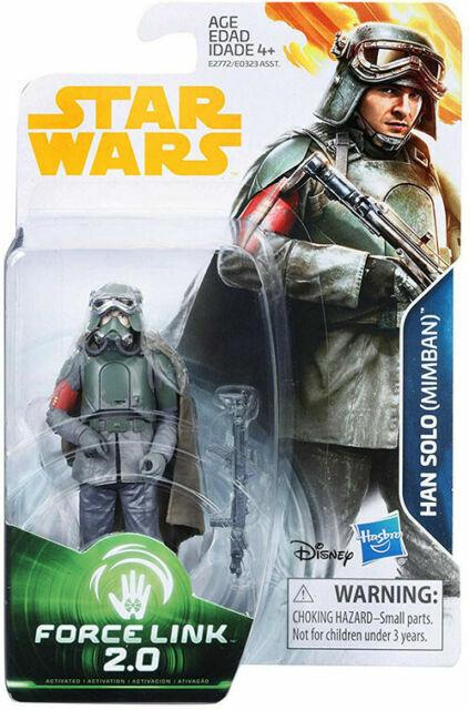 Star Wars Black Series Hasbro MudTrooper Han Solo Figure SHIPS LOOSE PREORDER