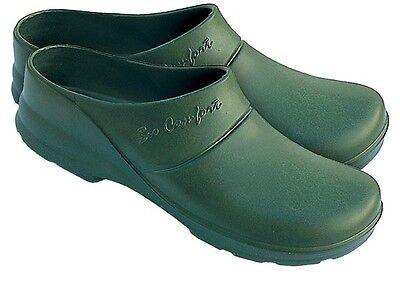 Clogs Gartenclogs Gartenschuhe leicht Schuhe Badenschuhe LEMIGO EVA
