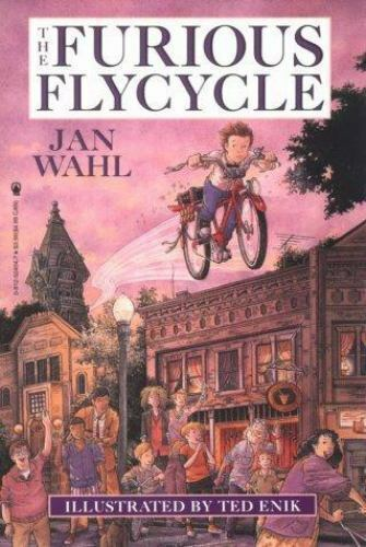 The Furious Flycycle [ Wahl, Jan ] Used - Acceptable
