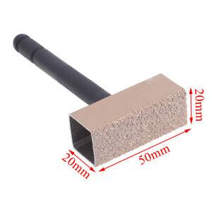 1* Diamond grinding disc wheel stone dresser correct dressing bench grinder HV