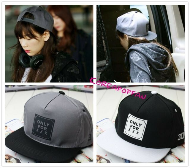 TAEYEON tae yeon Girls' Generation Snsd shinee Hat Cap Snapback Kpop New