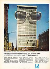 1968 Hartford National Bank Los Angeles - Vintage Advertisement Print Ad J498