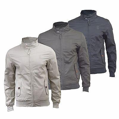 Mens Jacket Crosshatch Coat Double Layer Outdoor Jacket Den MVR Coat