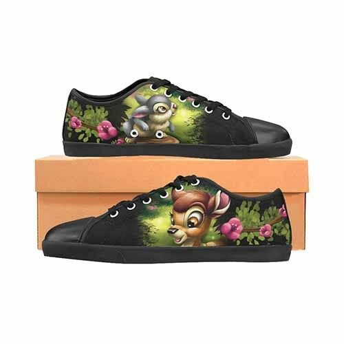 Bambi & Thumper LADIES Canvas Schuhes Disney